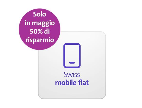 Swiss mobile flat