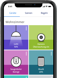home app screenshot
