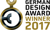 German Design Award Winner 2017