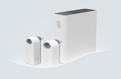 Wlan-Box + Smartswitch