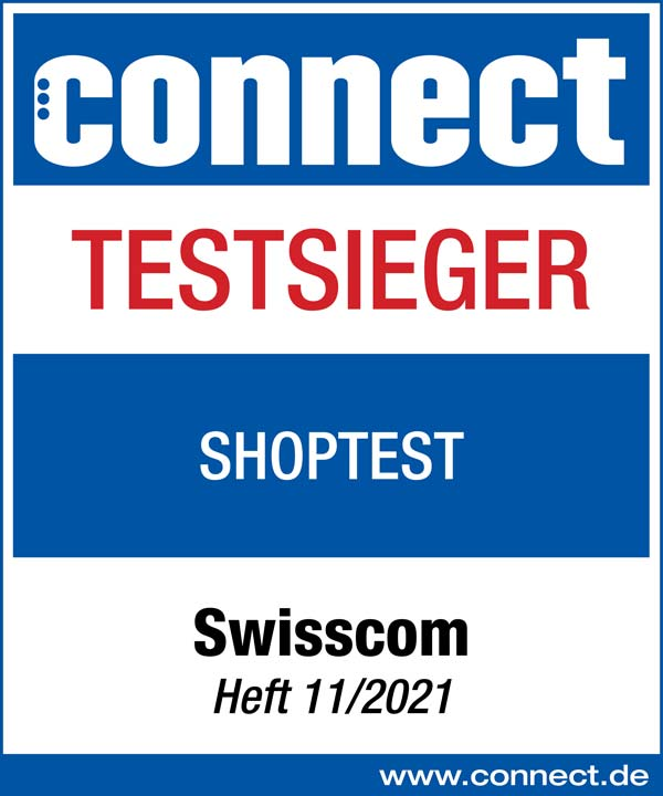 connect testsieger Shoptest Logo