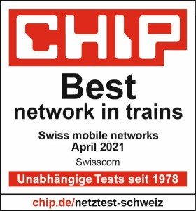 Best network in trains