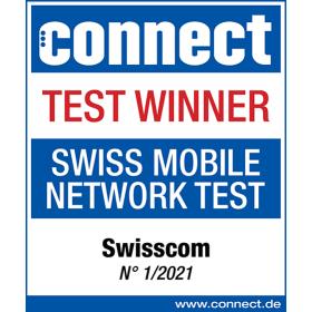 logo connect vainquer du test