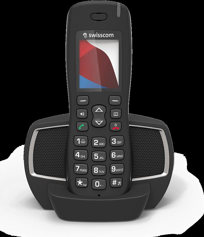 HD-Phone Ascona - Hilfe | Swisscom