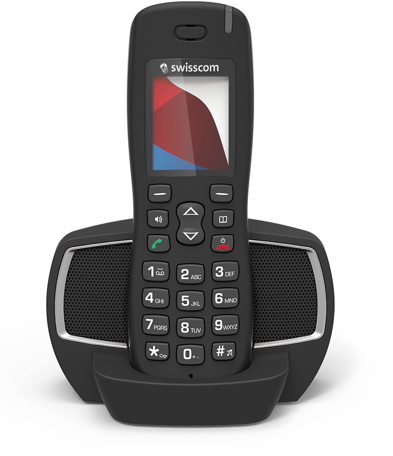 Swisscom HD-Phone Ascona (Festnetztelefon)