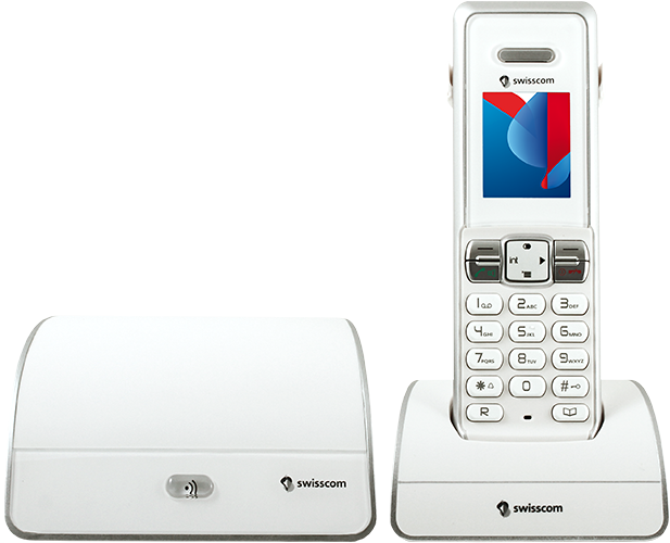 Swisscom HD-Phone Rousseau 310 (Festnetztelefon) - Firmware Aktualisierung