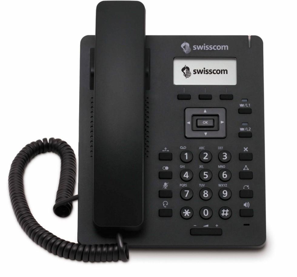 Swisscom HD-Phone Sarnen - Open Source Software