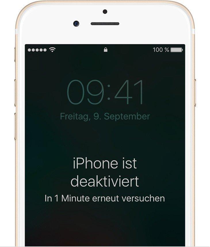 Iphone Sim Entsperren Code Vergessen